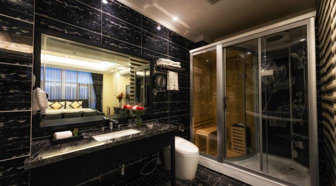 WC-Deluxe room
